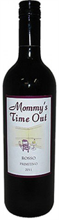 Mommy's Time Out Rosso 750ml - Case of 12